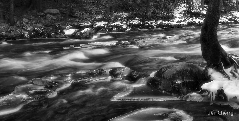 Winters Rush by Jen Millard