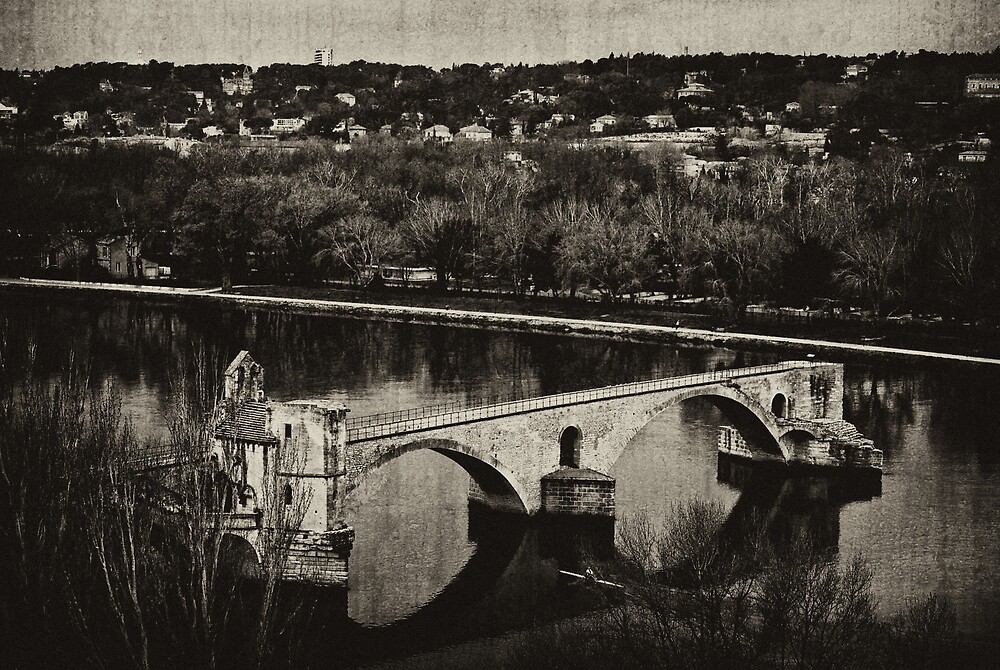 Avignon II by Sue Wickham