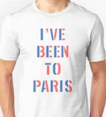 I've Been To Paris Shirt Unisex T-Shirt