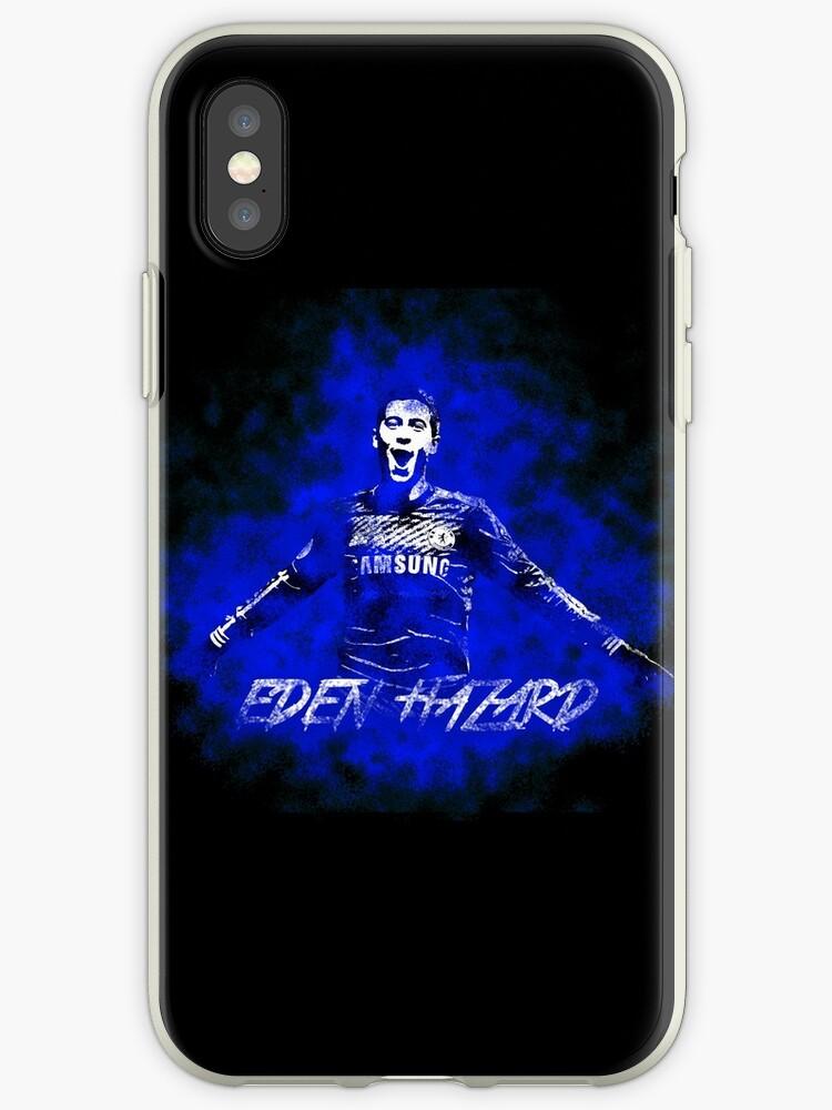 Eden Hazard Grunge Design by Chelsea997