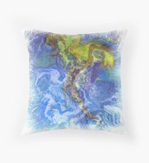 The Atlas Of Dreams - Color Plate 72 Floor Pillow