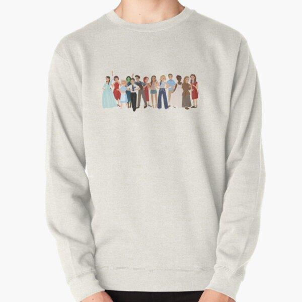 Broadway Pullover Sweatshirt