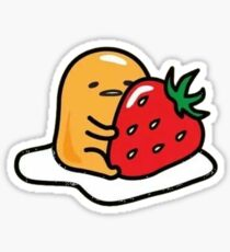 Gudetama - Sanrio Sticker