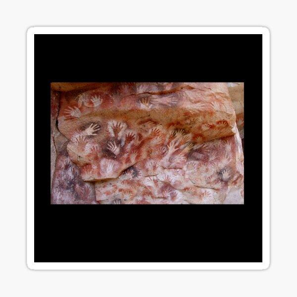 Cave painting, parietal art, paleolithic cave paintings, #Cave, #painting, #parietal, #art, #paleolithic, #paintings, #CavePainting, #ParietalArt, #PaleolithicCavePaintings Sticker