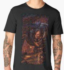 Braum Mosaic Portrait 2 Men's Premium T-Shirt