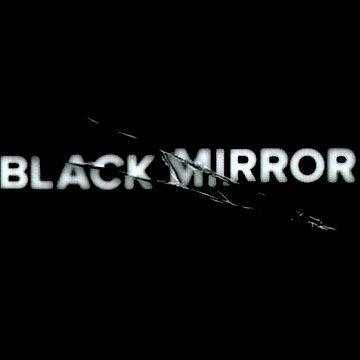 logo black mirror by 3rdeyegirl