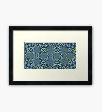 Optical Illusion, visual illusion, #Optical, #Illusion, #visual, #OpticalIllusion, #visualillusion Framed Print