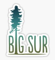Big Sur Logo Sticker