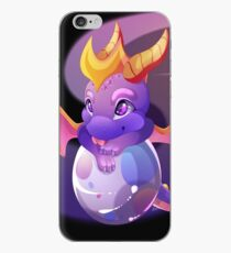 Spyro Chibi iPhone Case