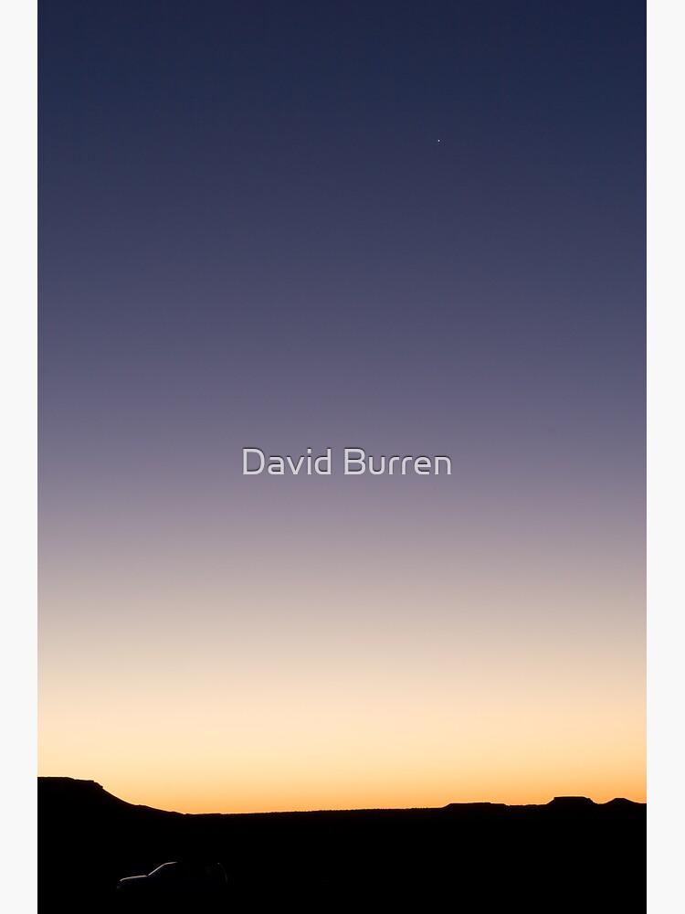 Evening star by DavidBurren