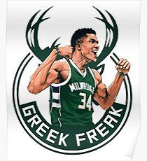 greek freak Poster