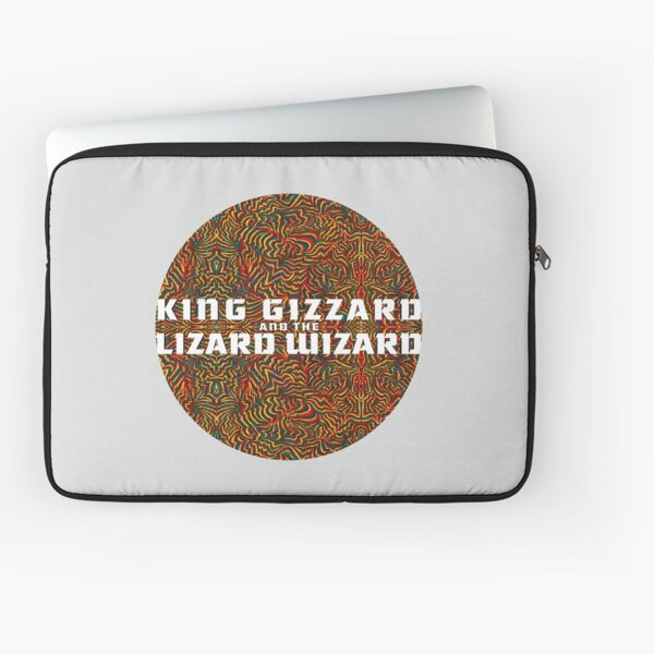 King Gizzard and the Lizard Wizard Laptop Sleeve