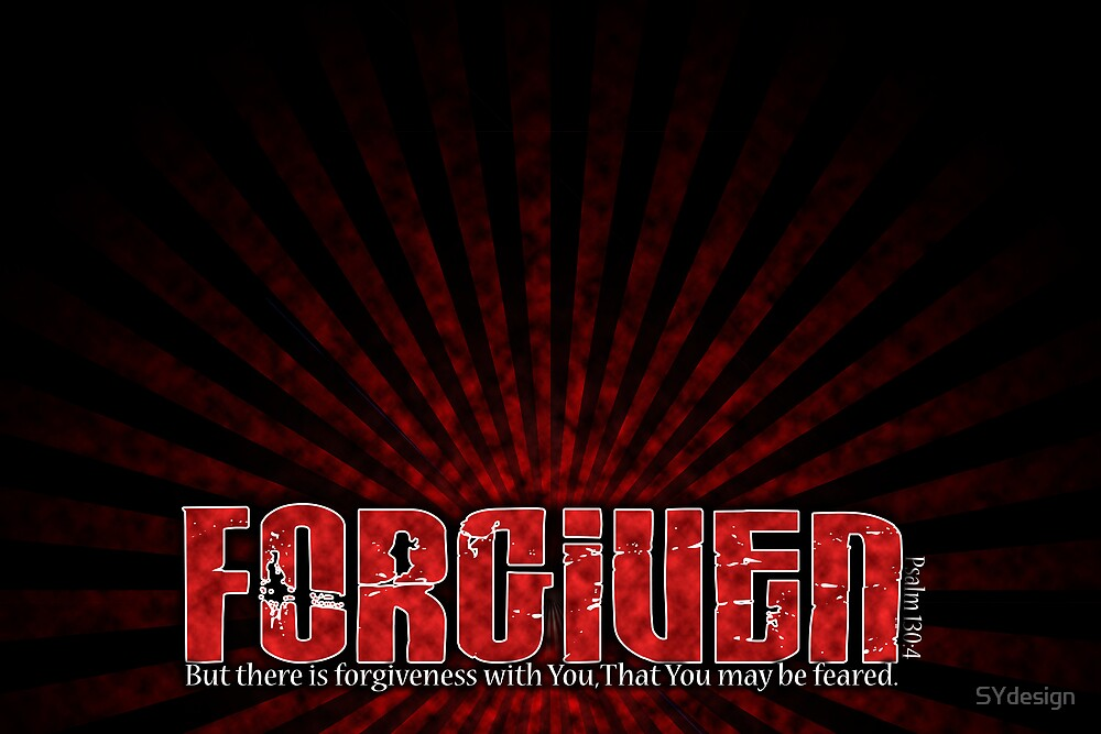 Forgiven by SYdesign