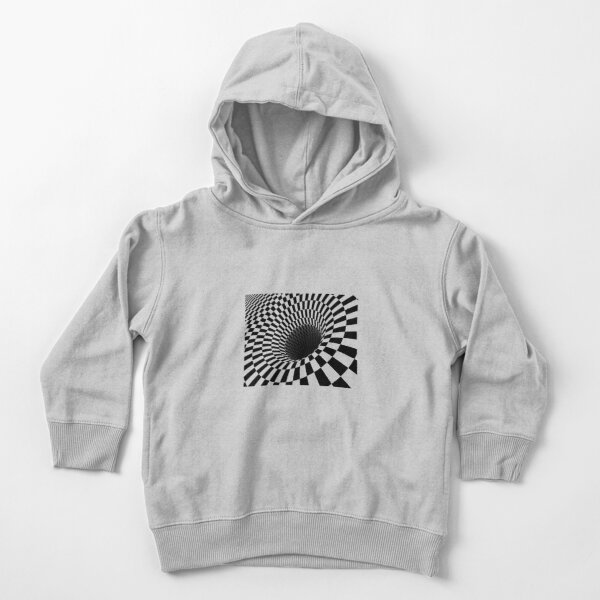 Optical Illusion, Visual Illusion,  Cognitive Illusions, #OpticalIllusion, #VisualIllusion,  #CognitiveIllusions, #Optical, #Illusion, #Visual, #Cognitive, #Illusions Toddler Pullover Hoodie