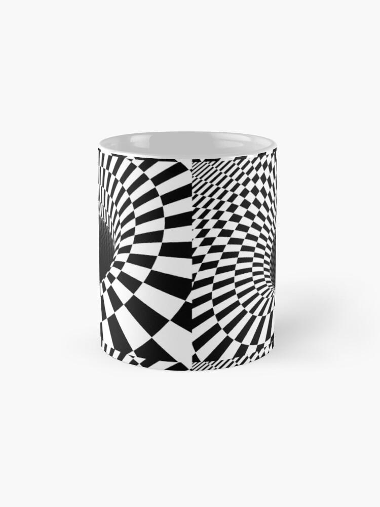 Alternate view of Optical Illusion, Visual Illusion,  Cognitive Illusions, #OpticalIllusion, #VisualIllusion,  #CognitiveIllusions, #Optical, #Illusion, #Visual, #Cognitive, #Illusions Mug
