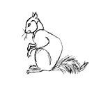 Bad Squirrel by bad-squirrel