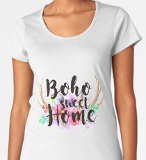 Boho sweet Home Women's Premium T-Shirt