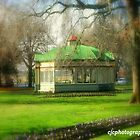 The Statuary   Pavilion  by cjcphotography