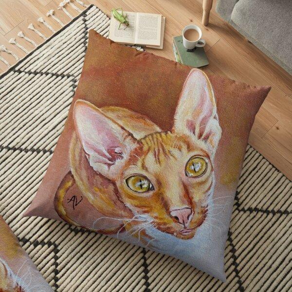 PilowPaws: KitKat Floor Pillow