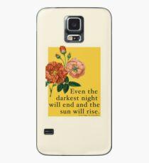 Funda/vinilo para Samsung Galaxy Cita de los miserables
