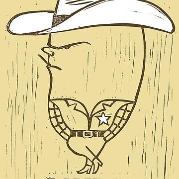 Cowboy by wonder-webb