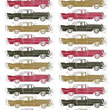 Cadillac Fleet by wonder-webb