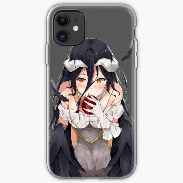 Overlord Albedo iPhone Soft Case