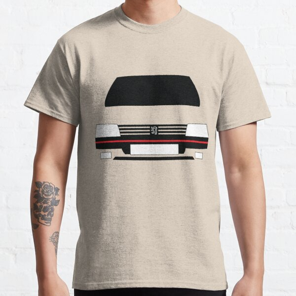 Peugeot 205 GTi Camiseta clásica