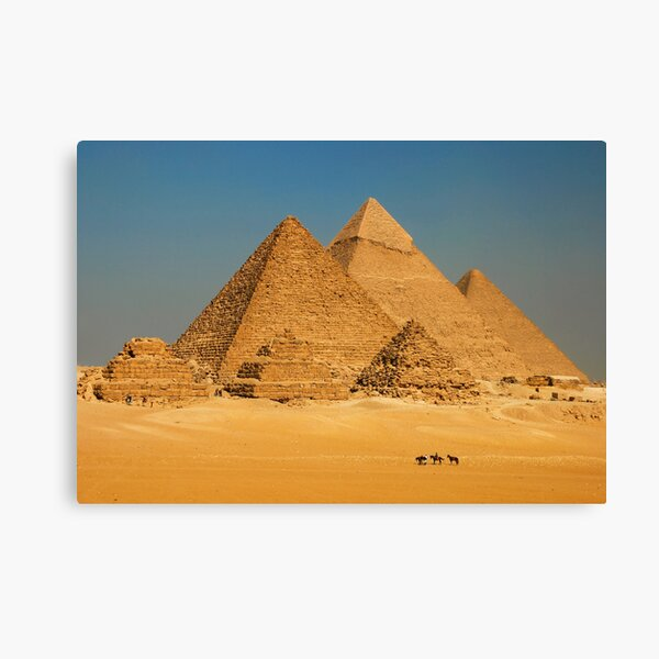 Cairo, Egypt. Canvas Print