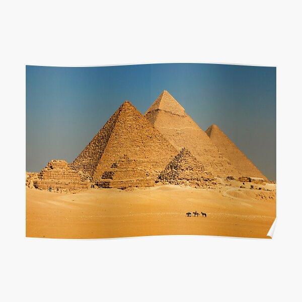 Cairo, Egypt. Poster
