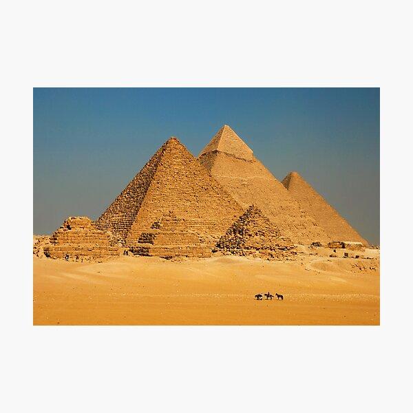 Cairo, Egypt. Photographic Print