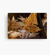 Bethlehem's Star Canvas Print