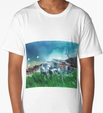 Surreal 3 Long T-Shirt