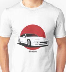 Nissan Fairlady 300ZX Z32 (Rising Sun) Unisex T-Shirt