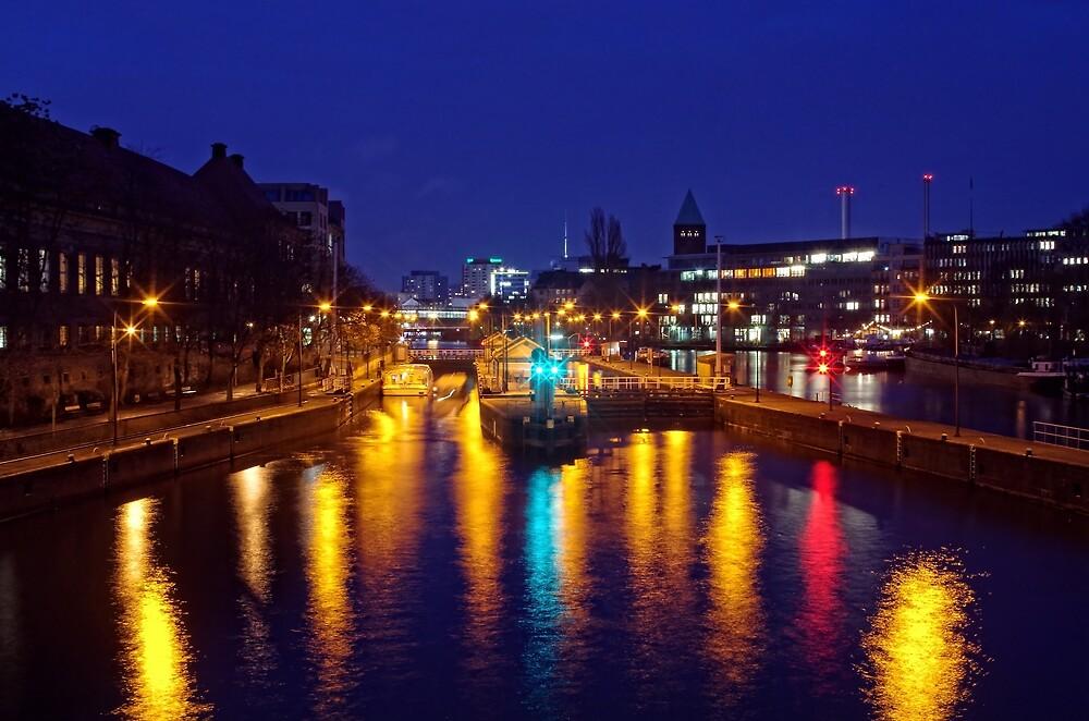 River Lights by GMackenzie