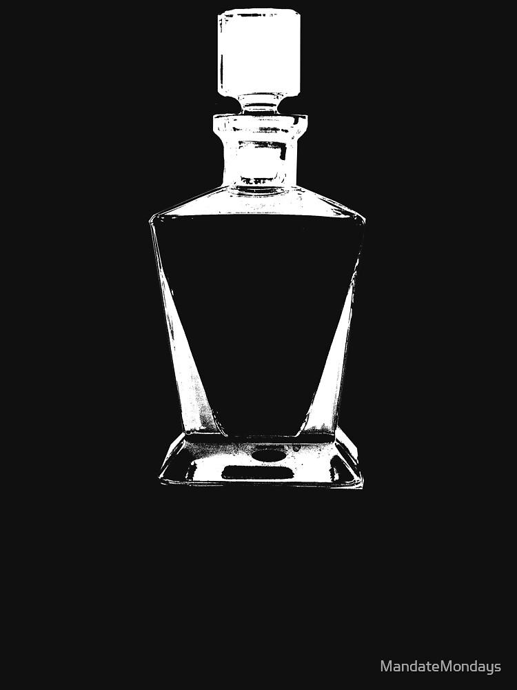 Whiskey Decanter by MandateMondays