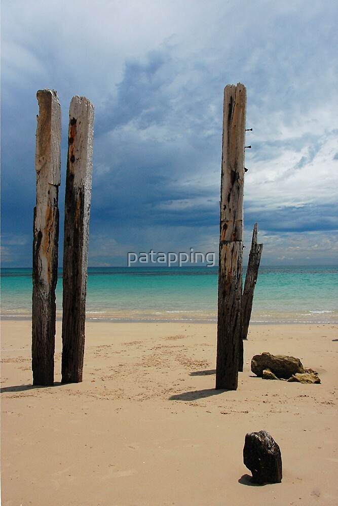 Old Jetty Port Willunga S.A by patapping