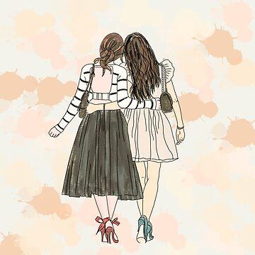 Friendship by paviash