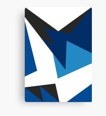 Jordan VII French Blue Canvas Print