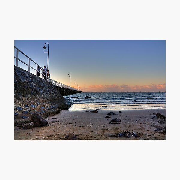 Shorncliffe Pier Photographic Print