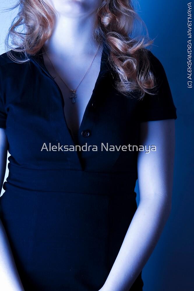 Guess by Aleksandra Navetnaya