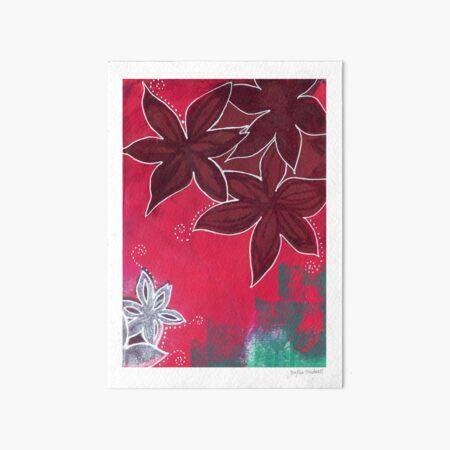 Botanica II Art Board Print