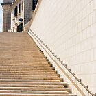 Valletta Stairway by Kasia-D