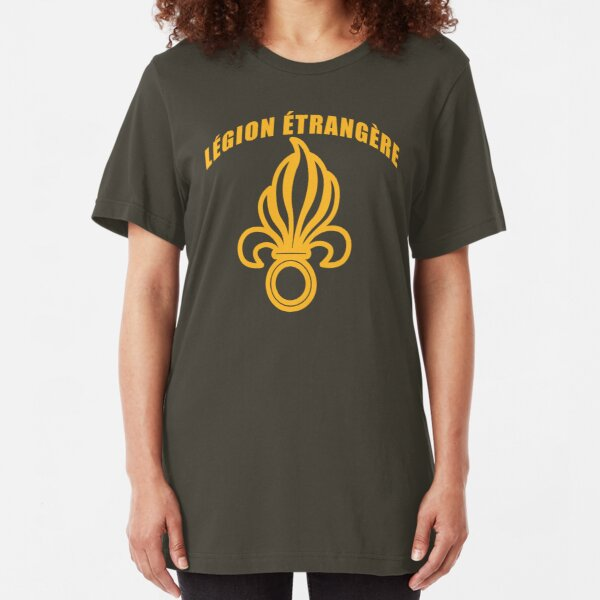 Legion Etrangere Slim Fit T-Shirt
