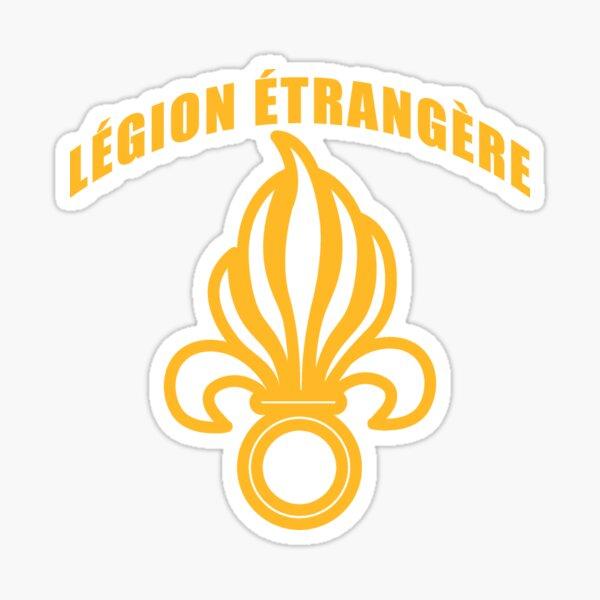 Légion Étrangère Sticker