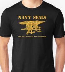 Navy SEALs Schablone Slim Fit T-Shirt
