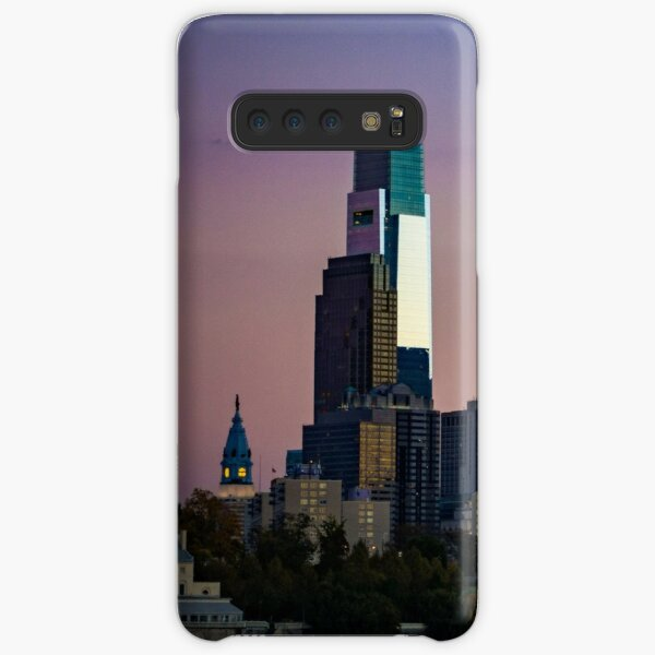 Philadelphia Skyline Samsung Galaxy Snap Case