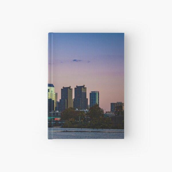 Philadelphia Skyline Hardcover Journal