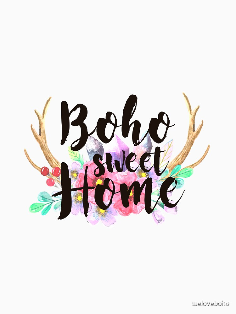 Boho sweet Home de weloveboho
