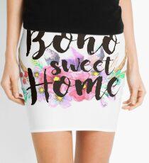 Boho sweet Home Mini Skirt